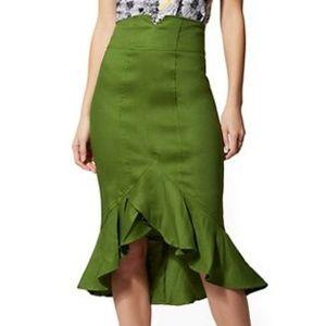 2 PC Skirt & Matching Jacket set